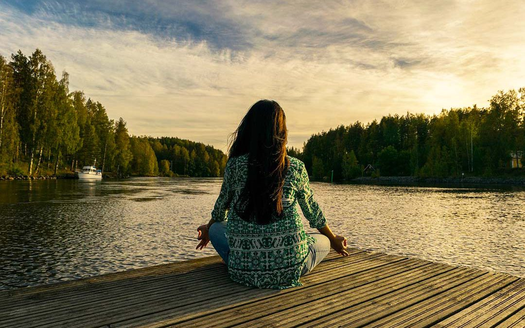 Get a Handle on Stress with this 5-Minute Mindfulness Meditation