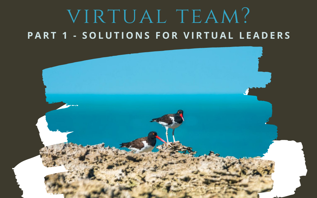Are you struggling to manage your virtual team?